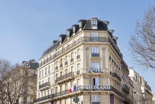 Hôtel Champs Elysées Friedland