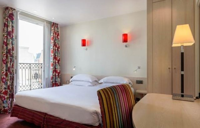 Best western le jardin de cluny paris tourist office for Best western jardin de cluny paris france