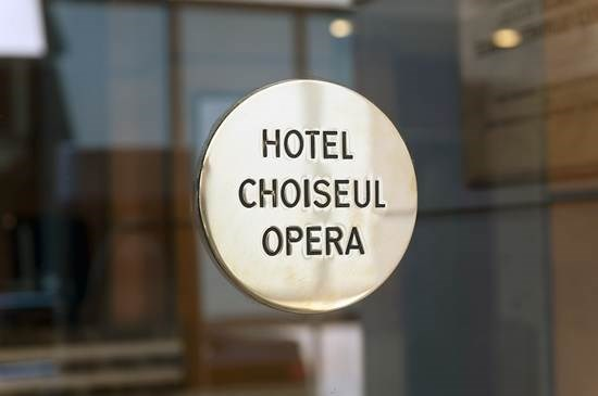 Hôtel Choiseul Opéra