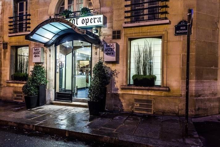 Hôtel Ascot Opéra