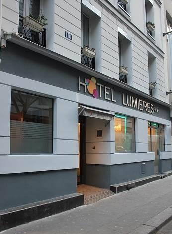 Hôtel Lumières Montmartre Paris