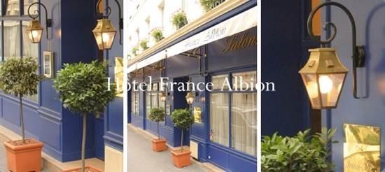 Hôtel France Albion