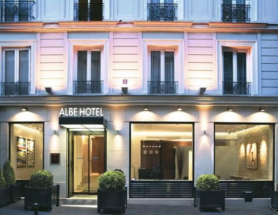 Albe Hôtel