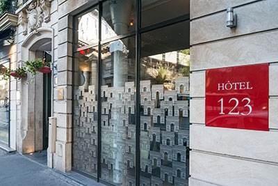 Hotel Le 123 Elysées - Astotel