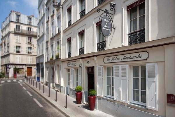 Le Relais Montmartre Paris