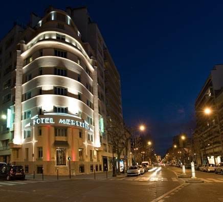 BEST WESTERN Mercedes Arc de Triomphe