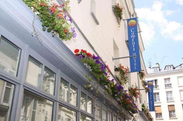 Comfort Hôtel Paris La Fayette