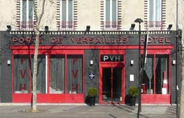 Hotel porte de versailles office de tourisme de paris for Salon 2 roues porte de versailles