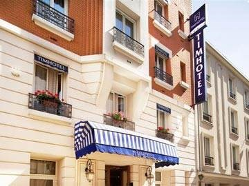 Hotel Timhotel Tour Eiffel