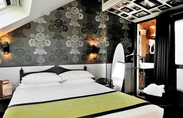 Hotel design sorbonne oficina de turismo de par s for Hotel design 2h de paris