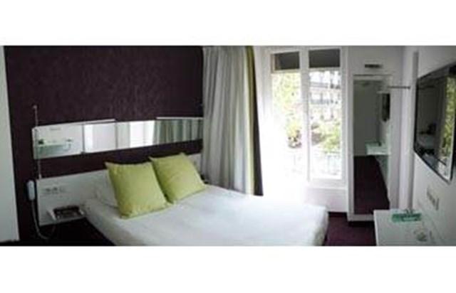 Best western hotel le montparnasse oficina de turismo de for Ideal hotel montparnasse