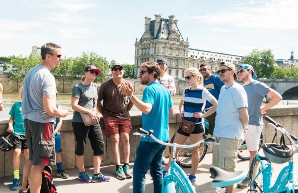 Best of Paris Bike Tour (en anglais uniquement)