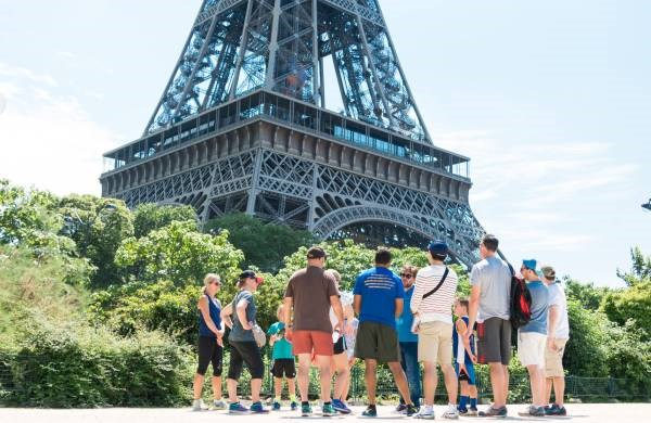 Eiffel Tower Skip-the-line Tour and Summit Access