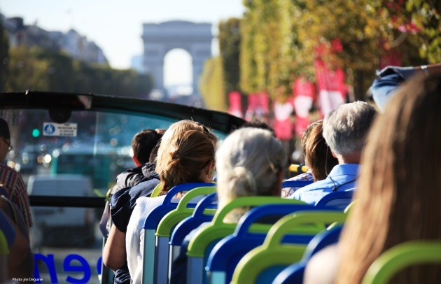 Hop-on Hop-off Bustour