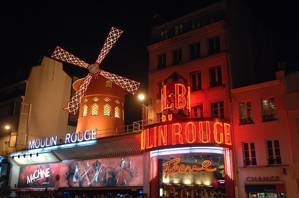 Cabaré Moulin Rouge