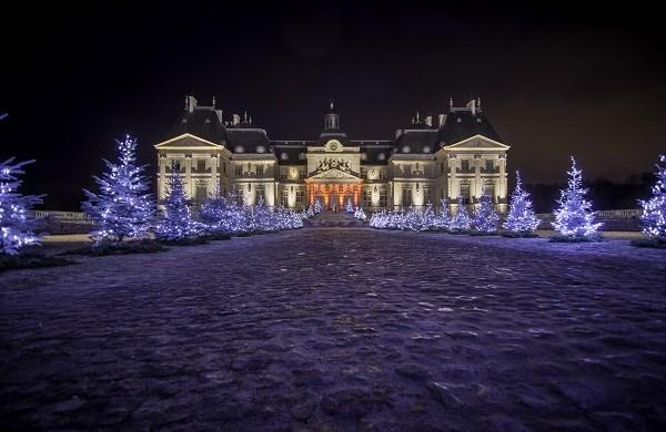 Visite de Noël à Vaux le Vicomte avec Audioguide