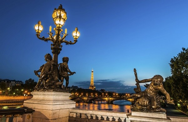 Paris Illuminations Tour