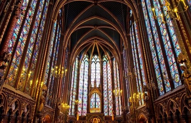 Sainte-Chapelle - Visite libre