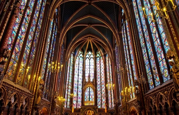 Sainte-Chapelle - Visita libera