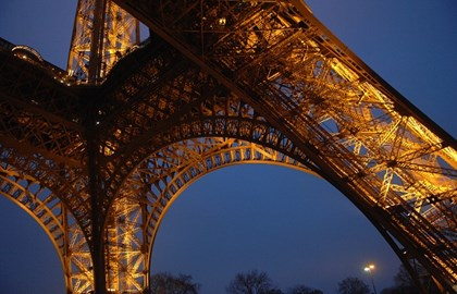 Dinner at the Eiffel Tower & Cruise