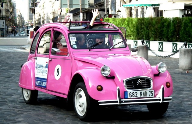 Secret Paris 2CV Private Tour