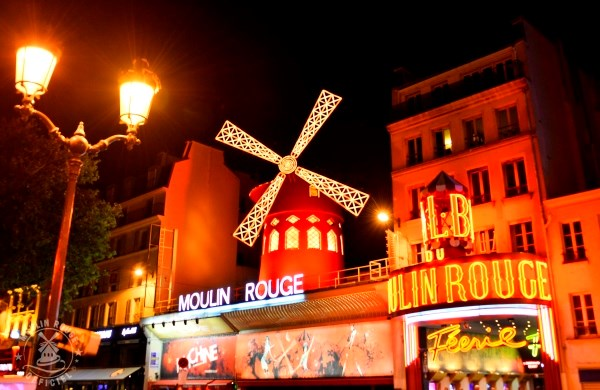 Moulin Rouge - Cena-espectáculo «Féerie»