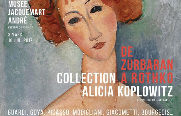 De Zurbarán à Rothko. Collection Alicia Koplowitz