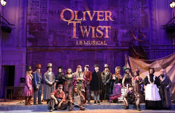 Oliver Twist – Il musical – Con sopratitoli in inglese