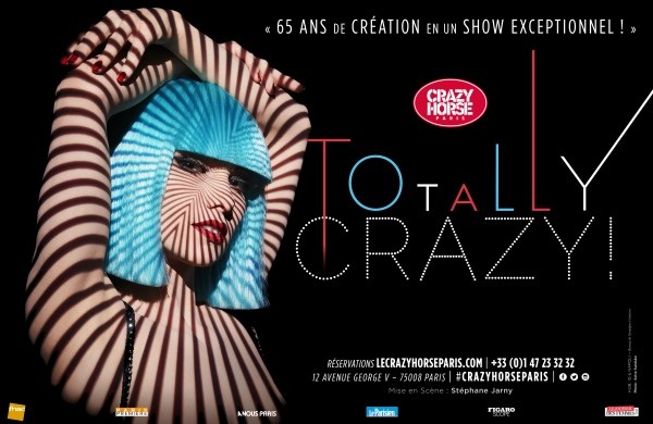 "Crazy Horse - Espetáculo ""Totally Crazy"""