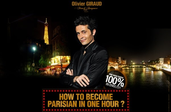 How to become Parisian in one hour? By Olivier Giraud