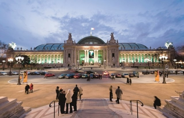 Billet exposition herg au grand palais acc s coupe file office de tourisme de paris - Grand palais expo horaires ...
