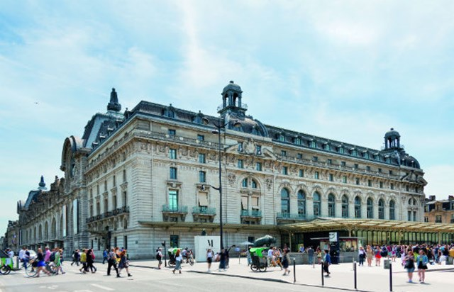 Mus e d 39 orsay tarif et billet office de tourisme de paris - Office du tourisme italien paris horaires ...