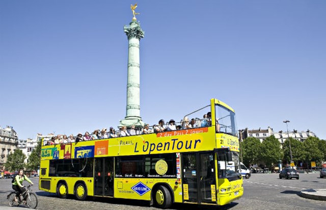 Open tour paris office de tourisme de paris - Office du tourisme italien paris horaires ...