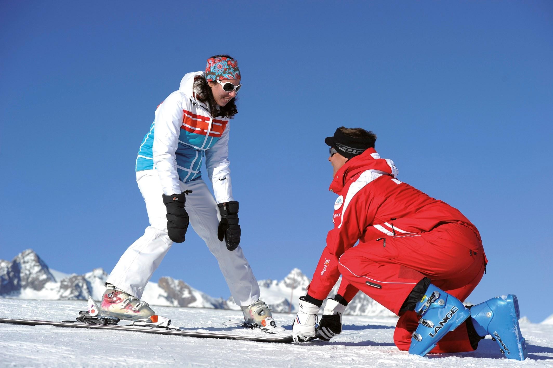 Vos cours de Ski