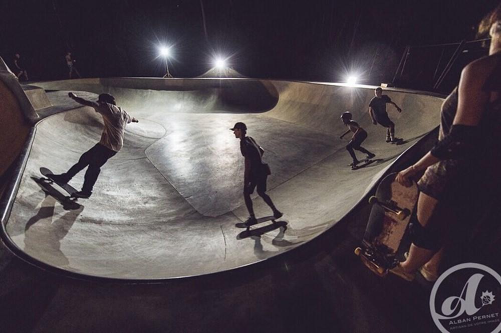 Skate and Create © Alban Pernet