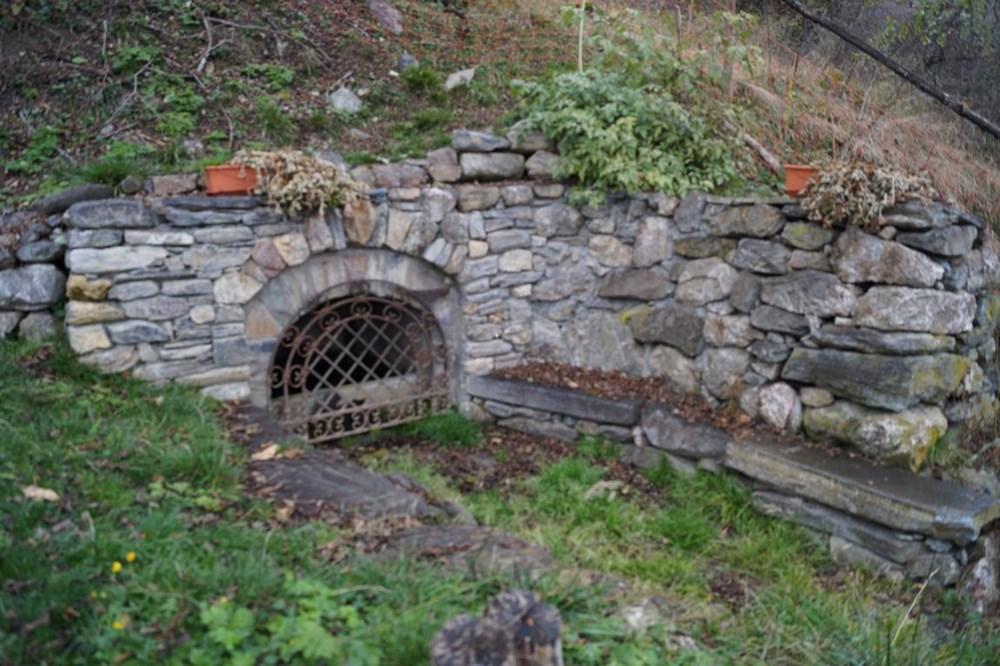 Fontaine couverte © OT Toussuire