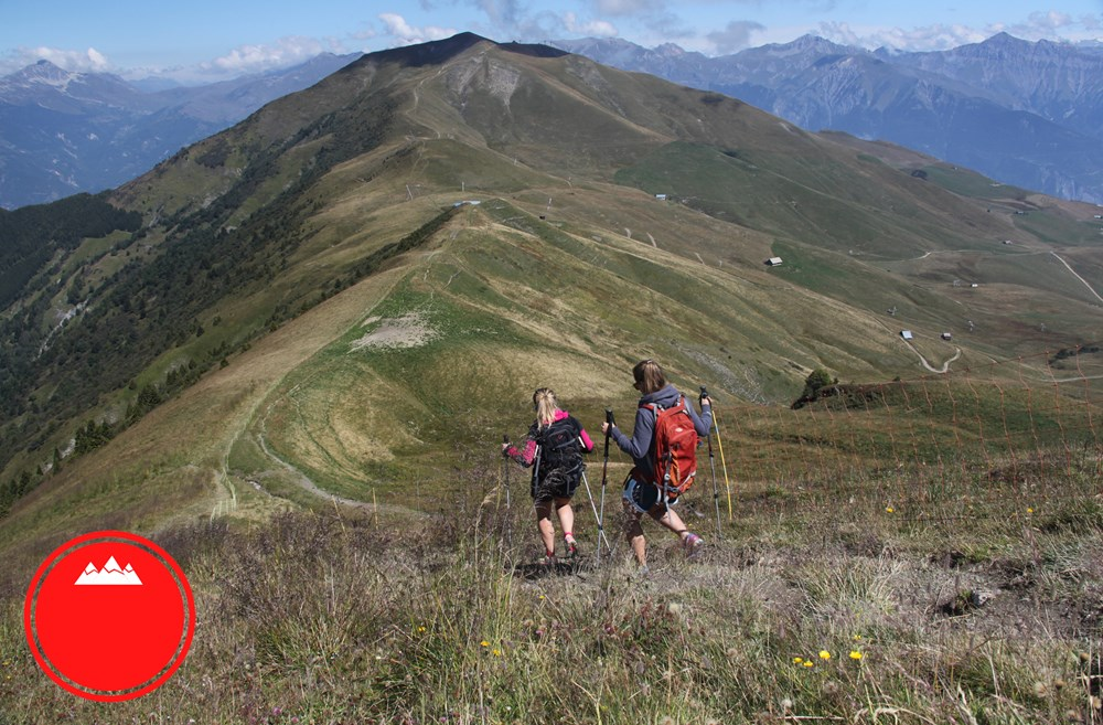 Col du Marolay - Grand truc @LaToussuire © Cliclac Photos