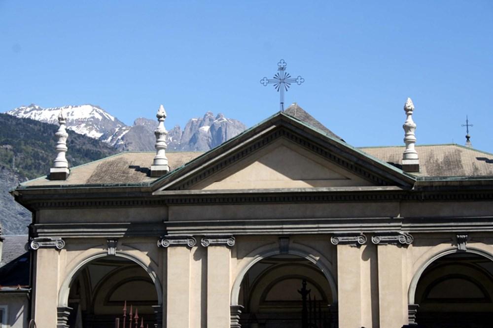 Cathédrale Saint-Jean-Baptiste de Saint-Jean-de-Maurienne © Saint-Jean-de-Maurienne Tourisme & Evénements