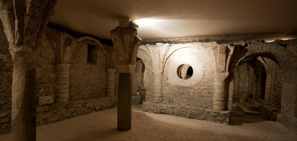 Crypte Saint-Jean-de-Maurienne ©