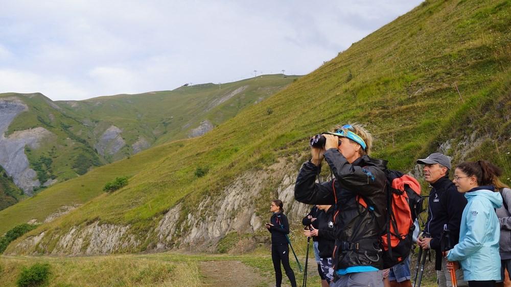 Sortie chamois avec Bureau Montagne © @GuillaumeMagnien