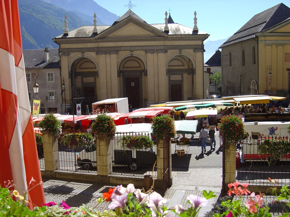 Cathédrale Saint-Jean-Baptiste de Saint-Jean-de-Maurienne © Saint-Jean-de-Maurienne Tourisme&Evénements